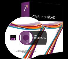 CMS IntelliCAD 7 PRO